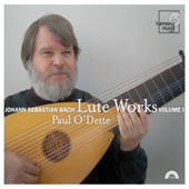 BACH - Lute Works Vol. 1