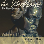 Beethoven - Piano Sonatas Vol. 1