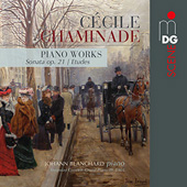 CÉCILE CHAMINADE - Piano Works