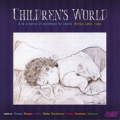 CHILDREN'S WORLD - Mirian Conti (Piano)
