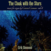 CARSON COOMAN - The Cloak With The Stars