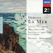 DEBUSSY - La Mer & Other Works