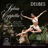Léo Delibes - Sylvia and Coppélia Suites