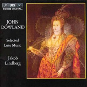 John Dowland - Selected Lute Music