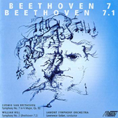 William Hill - Symphony No. 2 (Beethoven 7.1)