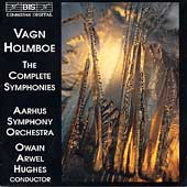 Vagn Holmboe - Complete Symphonies