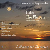 Gustav Holst - The Planets - Original two-piano version