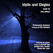 JOHN JEFFREYS - Idylls and Elegies