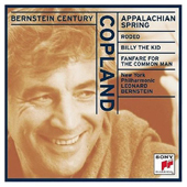 Aaron Copland - Compilations: Appalachian Spring, Rodeo, Billy the Kid