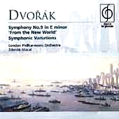 Antonin Dvorak - Symphony No. 9 from the New World