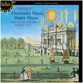 George Frideric Handel - Music for the Royal Fireworks & Water Music