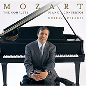 Wolfgang Amadeus Mozart - The Complete Piano Concertos