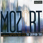WOLFGANG AMADEUS MOZART - PIANO TRIOS (COMPLETE)