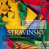 IGOR STRAVINSKY - THE RITE OF SPRING - FIREBIRD