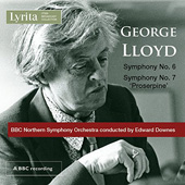 GEORGE LLOYD - Symphonies 6 and 7