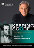 Mahler - Origins and Legacy DVD