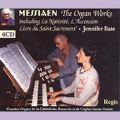 MESSIAEN - The Organ Works