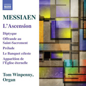 OLIVIER MESSIAEN - L'Ascension