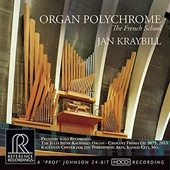 ORGAN POLYCHROME - Jan Kraybill (Organ)