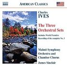 Charles Ives - Three Orchestral Suites