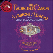 PACHELBEL - Canon and other Baroque Favorites