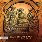 BACK BEFORE BACH - Piffaro