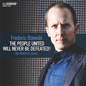 Frederic Rzewski - The People United Will Never Be Defeated