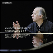 New Release - Valentin Silvestrov - Symphonies 4 & 5