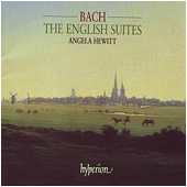JS BACH - English Suites