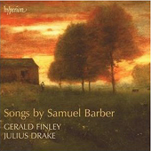 SAMUEL BARBER - The Songs