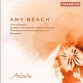 Amy Beach - Pastorale for Wind Quintet