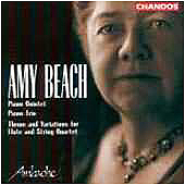 Amy Beach - Piano Quintet