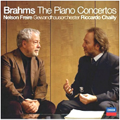 Johannes Brahms - Piano Concertos 1 and 2
