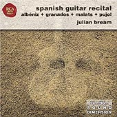 Julian Bream - Spanish Guitar Recital