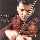 Max Bruch - Violin Concerto No. 2 - Scottish Fantasy