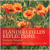 John Burge - Flanders Fields Reflections
