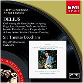 Frederic Delius - A Song Before Sunrise, Summer Evening & others