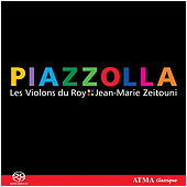Astor Piazzolla - Various Pieces